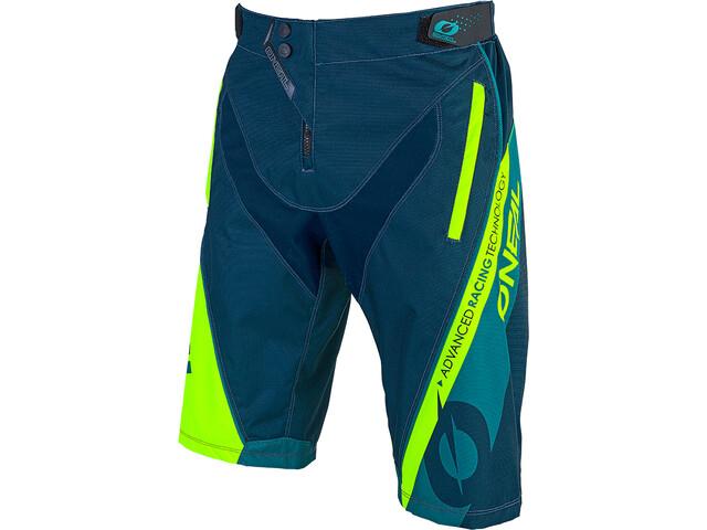 ONeal Element FR - Bas de cyclisme Homme - vert/bleu